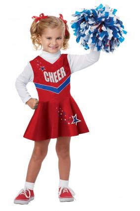 Classic Cheerleader Costume