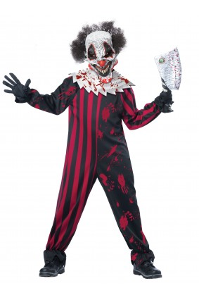 Killer Klown Costume