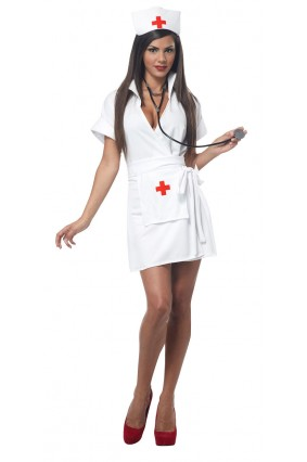Fashion Nurse Costume