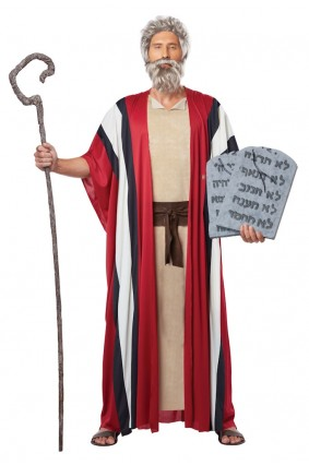 Shepherd/Moses Costume