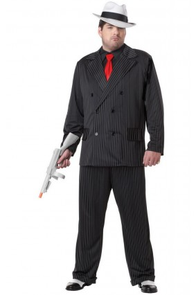 Mob Boss Costume
