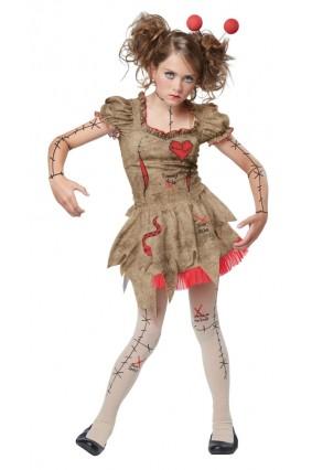Voodoo Dolly Tween Costume