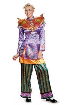 Deluxe Alice Asian Look Costume