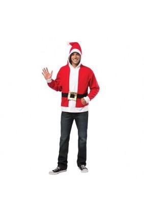 Santa Hoodie