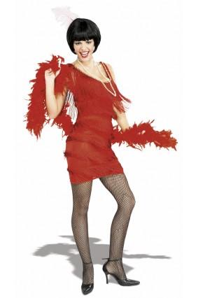 Roarin Red Costume