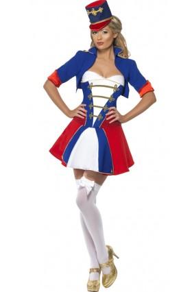 Naughty Nutcracker Costume