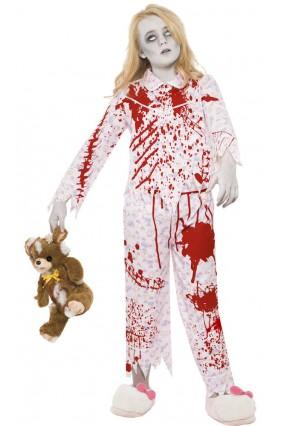 Zombie Pyjama Costume