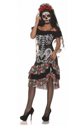 Queen of the Dead Adult Costume