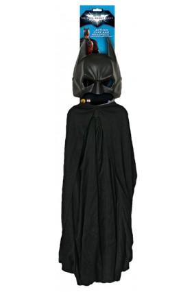 Batman Cape & Mask - Adult