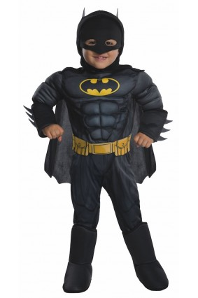 Deluxe Batman Toddler Costume