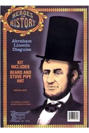 Abraham Lincoln Instant Disguise Kit