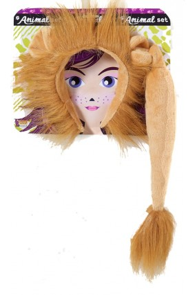 Lion With Tail Kit