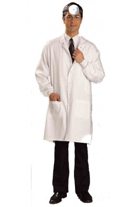 Dr. Lab Coat Costume
