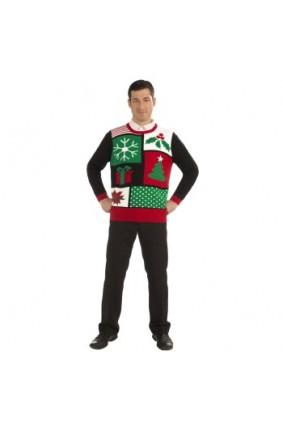 Jolly Holiday Sweater