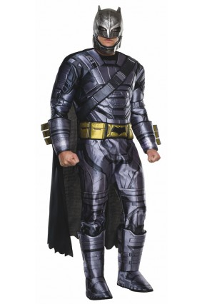Armored Deluxe Batman Adult Costume