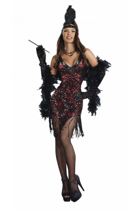 Dames Like Us Costume
