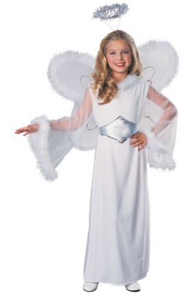 Snow Angel Costume