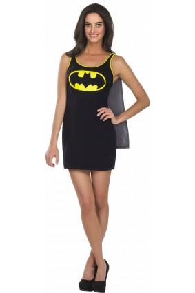 Batgirl Tank Dress Costume