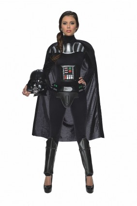 Darth Vader Female Costume