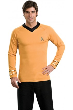 Classic Deluxe Captain Kirk Costume
