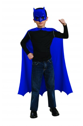Batman Cape & Mask