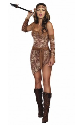 Jungle Fever Costume