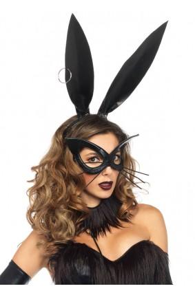 Oversized Bunny Eye Mask