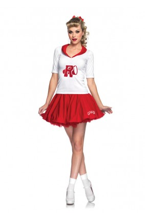 Rydell High Cheerleader Costume