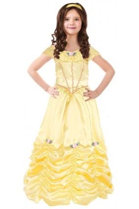 Classic Beauty Girl's Costume
