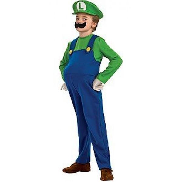 sc 1 st  Halloween Mega Store & Deluxe Luigi Costume