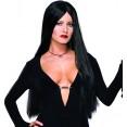 Deluxe Morticia Wig