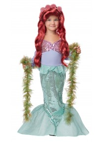 Lil Mermaid Costume