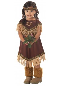 Lil Indian Princess Costume