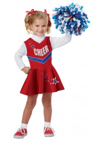 Classic Cheerleader Costume
