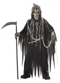 Mr Grim Reaper Child's Costume