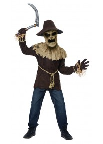 Wicked Scarecrow Child Costume