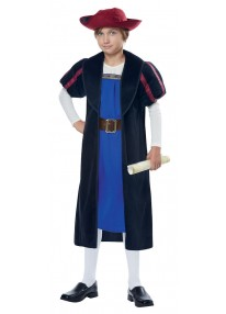Christopher Columbus Costume