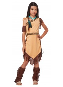 Native American Princess Costume