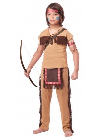 Native American Brave Costume