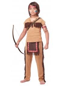 Native American Brave Costume