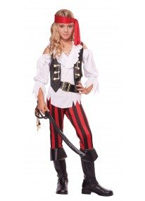 Posh Pirate Costume