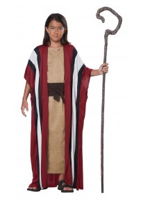 Shepherd/Moses Boy's Costume