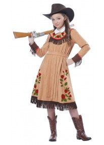 Cowgirl Annie Oakley Costume