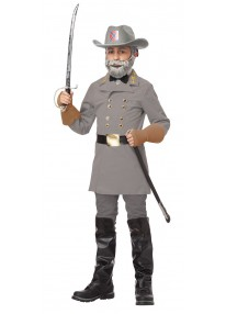 Confederate Robert E. Lee Costume