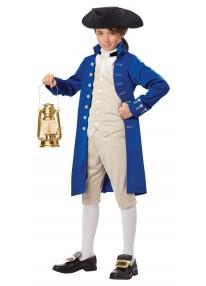Paul Revere Costume