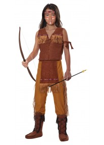 Classic Indian Boy Costume