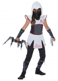 Fearless Ninja Child Costume