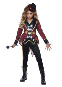 Ringmaster Girl's Costume