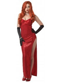 Silver Screen Sinsation Costume