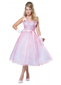 50s Teen Angel Costume